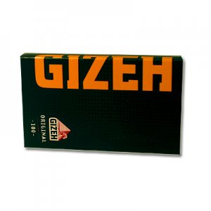 Gizeh Zigarettenpapier Black Original Orange 1x100 Blättchen