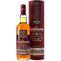 Glendronach 12 Years 43% Alkohol Single Malt Whisky 0,7L