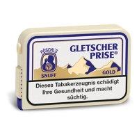 Gletscherprise Gold (Extra Snuff) 10g Dose Schnupftabak