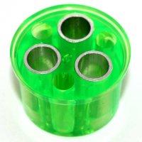 Gluttöter 3er Grün für Zigaretten Aschenbecher