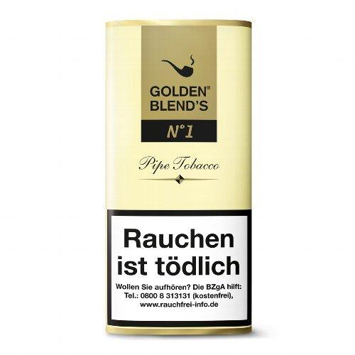 Golden Blend´s Pfeifentabak No.1 (Vanilla) 50g Päckchen