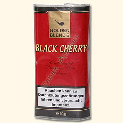 Golden Blend´s Pfeifentabak No.2 (Black Cherry) 50g Päckchen