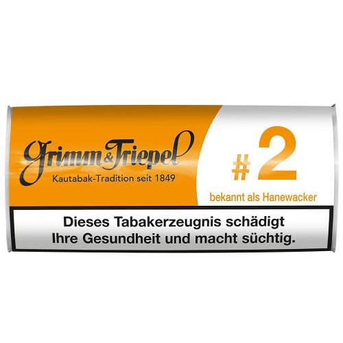 Grimm & Triepel #2 Kautabak-Sticks 14g Packung