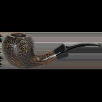 Gustav Sand Braun-Schwarz No. 5777 Vauen Pfeife