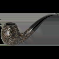 Gustav Sand Grau-Schwarz No. 5704 Vauen Pfeife