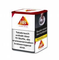HB Tabak Classic Blend 90g Dose Zigarettentabak