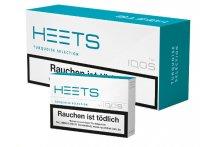 HEETS Turquoise Menthol Label Tobacco Sticks für IQOS 1 x 20 Stück
