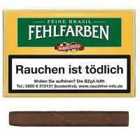 Handelsgold Zigarillos No 374 Brasil Fehlfarben  F