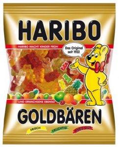 Haribo Goldbären 200g Beutel
