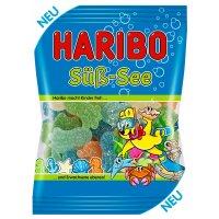Haribo Gummibärchen Happy Süß-See 200g Beutel