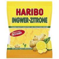Haribo Ingwer/Zitrone 200g Beutel