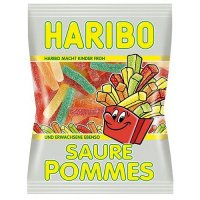Haribo Saure Pommes 200g Beutel