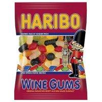 Haribo Wine Gums 200g Beutel