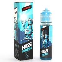 Higs Fresh Longfill 10ml Aroma