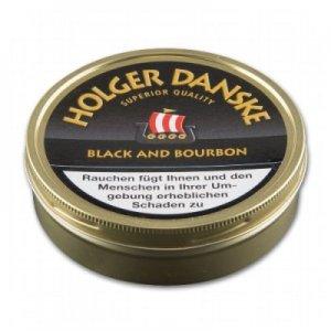 Holger Danske Pfeifentabak B.B. (Black & Bourbon) 100g Dose
