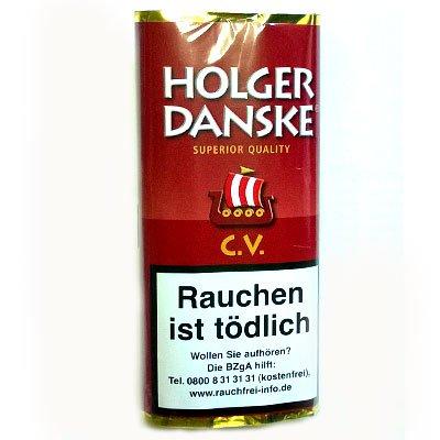 Holger Danske Pfeifentabak C.V. Ruby Melange (Cherry and Vanilla) 40g Päckchen