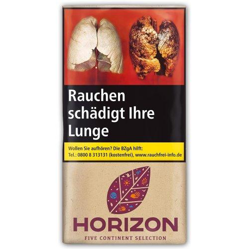 Horizon Tabak ohne Zusatzstoffe 30g Päckchen Zigarettentabak