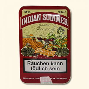Indian Summer 100g Dose Pfeifentabak