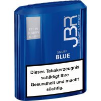 JBR Blue Snuff 10g Dose Schnupftabak