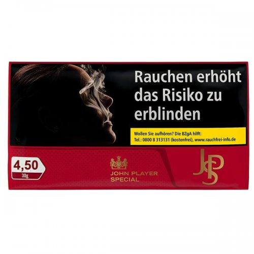 JPS Tabak Red 30g Päckchen Feinschnitt