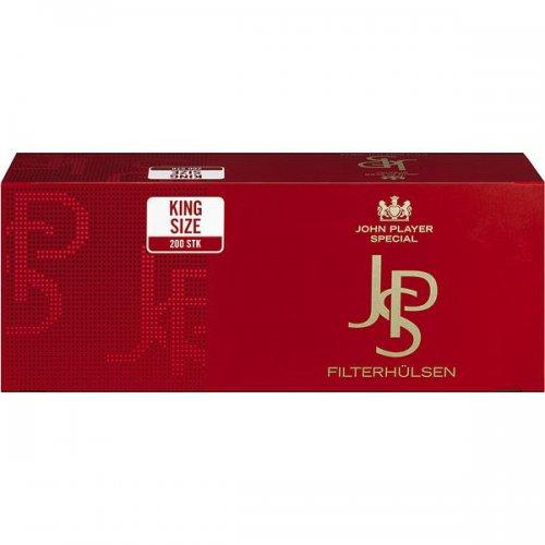 JPS Zigarettenhülsen Red 200 Stück