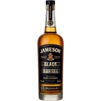 Jameson S.R. Black Barrel Whisky 40% Alkohol 0,7L