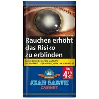 Jean Barth Tabak Cabinet Halfzware 35g Päckchen Zigarettentabak