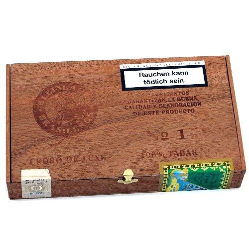 Kleinlagel Zigarren Brasileros Cedros Nr.1, 25er