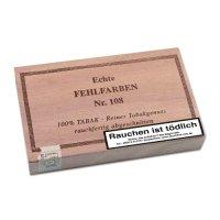 Kleinlagel Zigarren Echte Fehlfarben 108 Brasil 25er