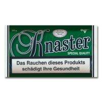 Knaster Tabak Special Quality Green 35g Pouch Kräutermischung