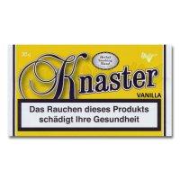 Knaster Tabak Vanille 35g Pouch Kräutermischung