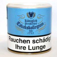 Königlich Preußisches Tabakskollegium Pfeifentabak Blau 1720 - 100g Dose