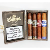 Balmoral Anejo XO Sampler Zigarren