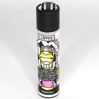 Clipper Feuerzeug Clipper Man 1 3v4 Kuh Kostüm