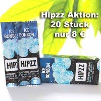 HIPZZ Aromakarte Ice Bonbon