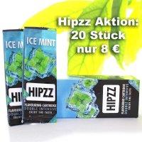 HIPZZ Aromakarte Ice Mint