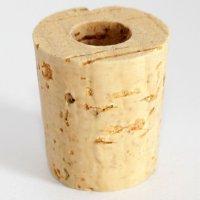 Korken für Schnupftabak Flasche Porzellan Konisch (26x22 auf 19mm)