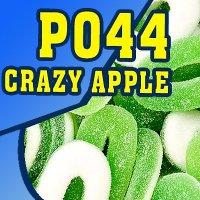 P044 - 325ml Shisha Molasse - Crazy Apple
