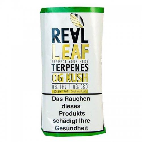 Real Leaf OG Kush 20g Kräutermischung