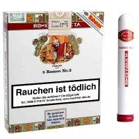 Romeo Y Julieta No.2 Zigarren Tubos 5 Stk.