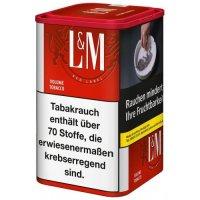 LM Volumentabak Rot 115g Dose Zigarettenabak