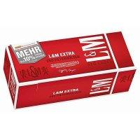 L&M Zigarettenhülsen Extra Red Label 250 Stück