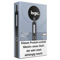 LOGIC PRO E-Zigarette mit Cap Tank-System