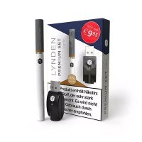 LYNDEN E-Zigaretten Premium Set Light