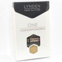 LYNDEN One Verdampferköpfe 1.2 Ohm 5 Stk.