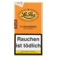 La Paz Wilde Cigarros Sumatra 5er Packung