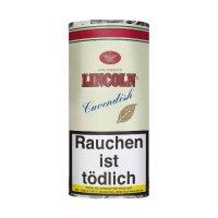 Lincoln Cavendish Rot 50g Pfeifentabak