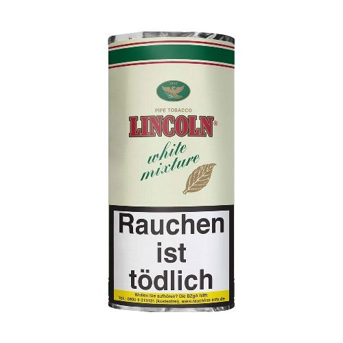 Lincoln White Mixture 50g Pfeifentabak (ehem. Mellow Mixture)