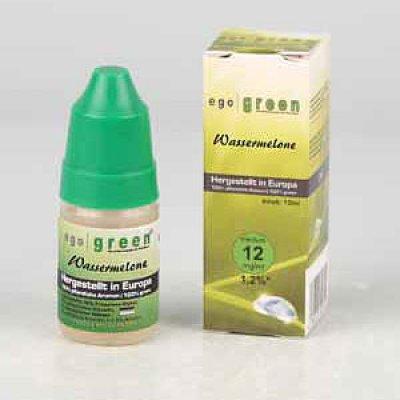 Liquid Ego-Green Wassermelone Flavor 12mg Nikotin