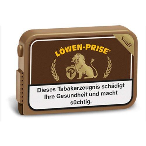 Löwenprise Snuff 10g Dose Schnupftabak